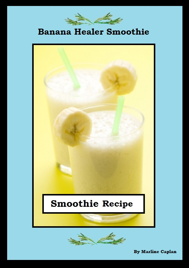 Banana Healer Smoothie
