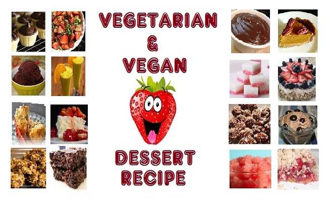 Just Eat Veggies Dessert Recipes