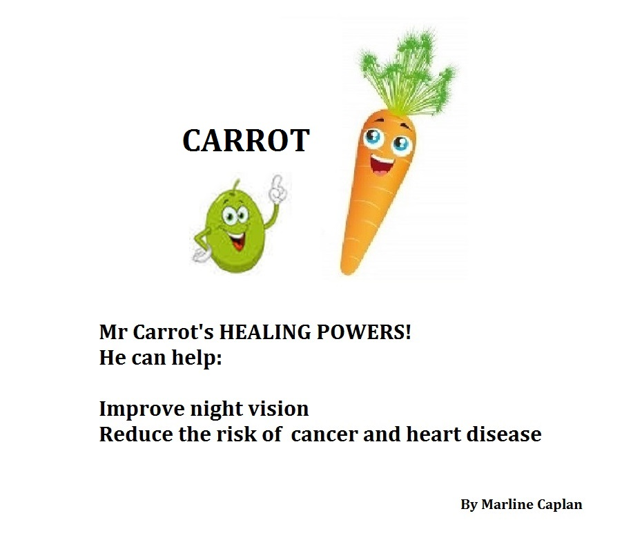 Just Eat Veggies Food Remedies About Carrot