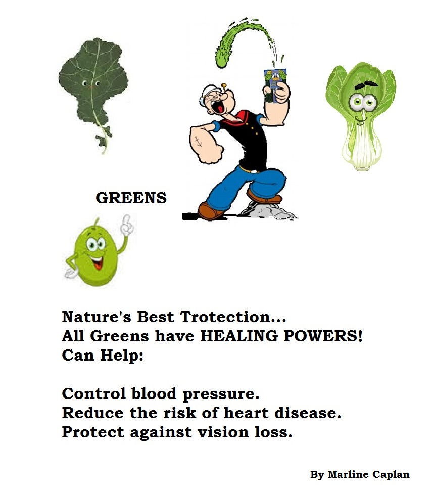Just Eat Veggies Food Remedies About Greens