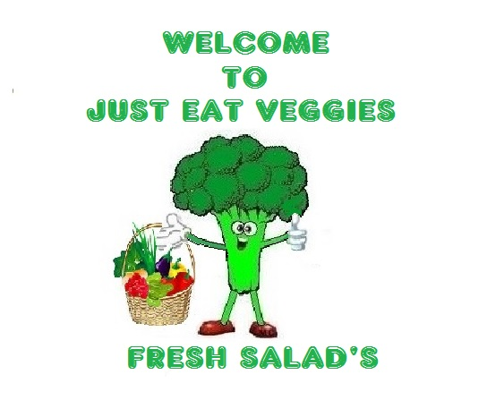 Welcome to Just Eat Veggies Salad's