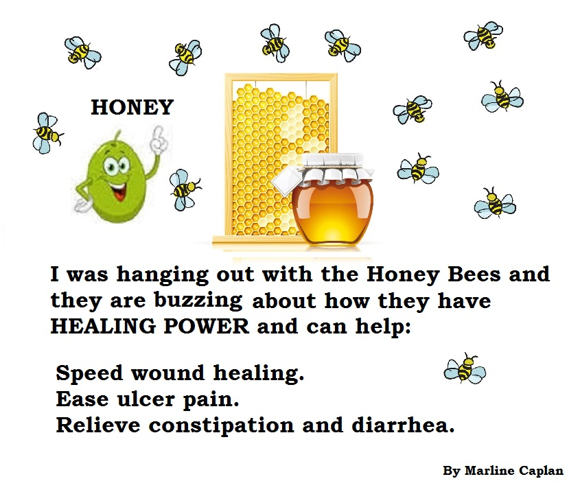 Just Eat Veggies Food Remedies About Honey