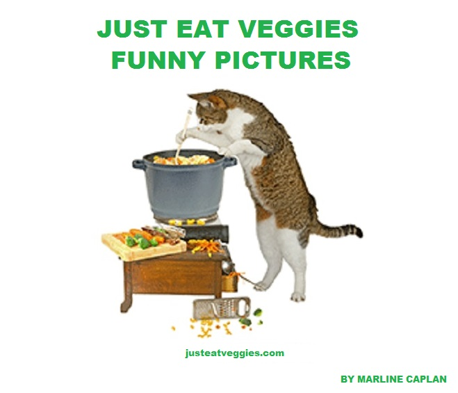 Just Eat Veggies Funny Pictures