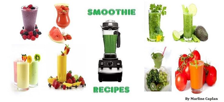 Just Eat Veggies Smoothie Recipes