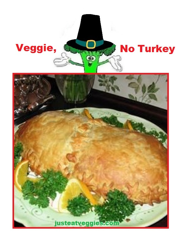 Just Eat Veggies Veggie, No Turkey Holiday Recipes, Fun Ideas
