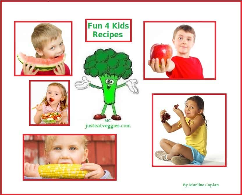 fun for kids vegetarian recipes