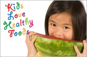 kids love healthy foods