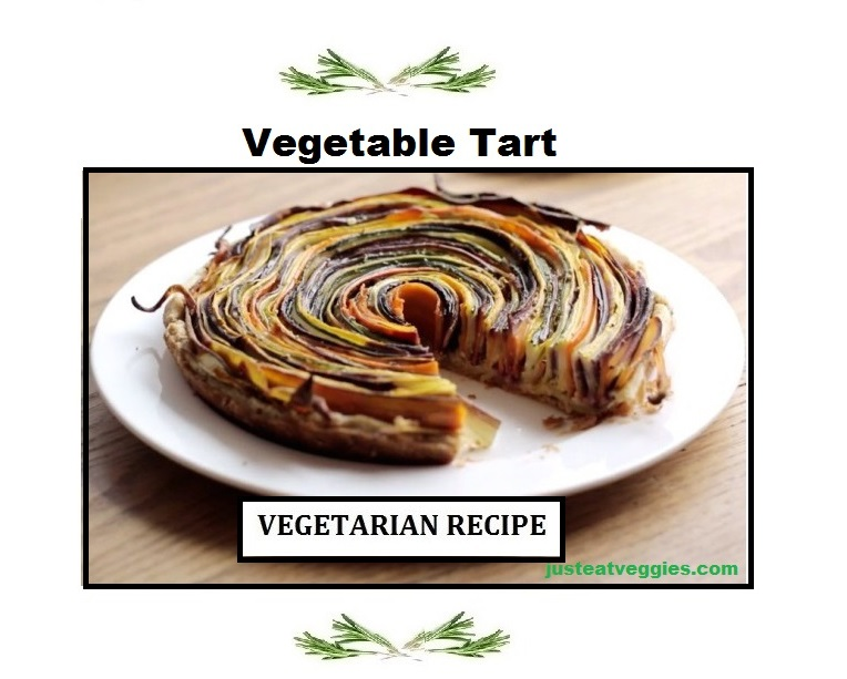Just Eat Veggies Vegetable Tart